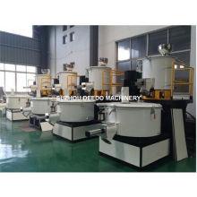 Máquina de mezcla caliente y fría de plástico de PVC