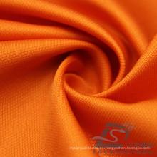 Resistente al agua y al aire libre ropa deportiva al aire libre chaqueta tejida diamante punteado Jacquard 100% poliéster Pongee tela (E050)