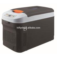 HF-22L(104) DC 12V/AC 220V 55W car refrigerartor car cooler cooling box mini portable car refrigerator(CE certificate)