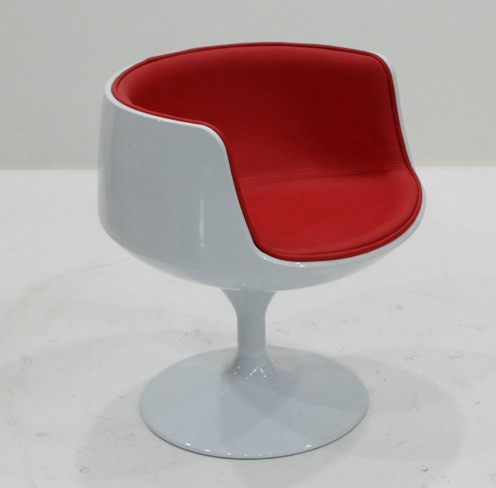 Cup shaped chair