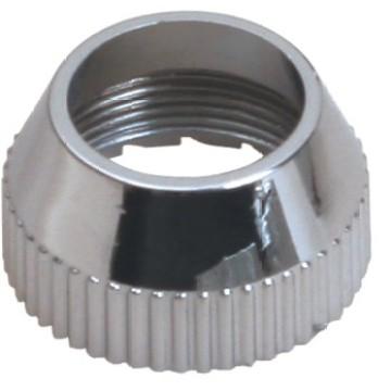 Принадлежности для кран в пластике ABS с хромированной отделкой