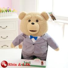 Weiche billige beliebte Großhandel Plüsch und gefüllte Spielzeug Teddybären