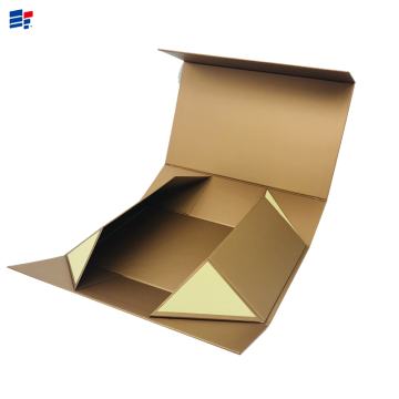Foldable Cardboard Paper Packaging Box