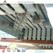 Temperaturbeständiges und wasserdichtes Brücken- und Straßen-Stahl-Dehnungs-Verbindungsstück