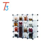Shoe Organizer / Storage Shelves - make into any Shape & Size to Organizer