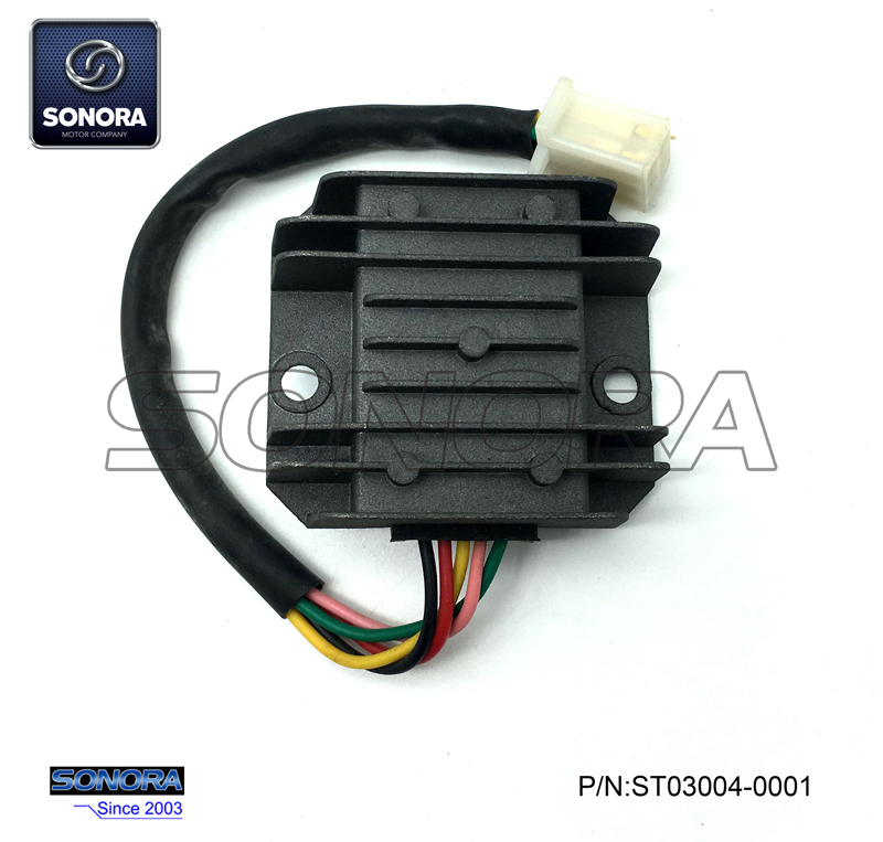 GY6 5PIN Rectifier
