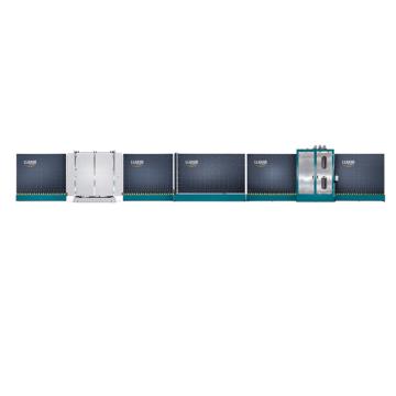 Автоматическая роботизированная линия по производству стеклопакетов