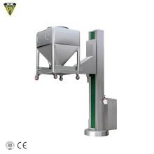 pharma fixed telescopic moveable hydraulic column lifter machine for bin from china