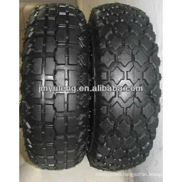 rubber tire 3.50-8 4.80/4.00-8 for wheel barrow /for handcart parts