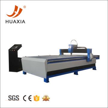 Table de découpe plasma CNC pour conduit hvac