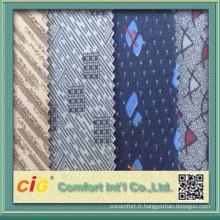 tissu de couverture de siège auto tissu/bus sérigraphie tissu/voiture