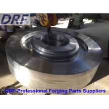 Vendas diretas da fábrica das rodas forjadas da liga de aço