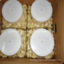 Fresh 2016 crop natural Chinese peeled garlic