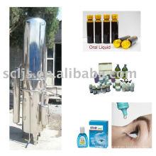 GJZZ-300 High-effect stainless steel distilled water machine