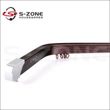 Rail à rideaux à courbe à faible prix ou barrière à rideau de bain