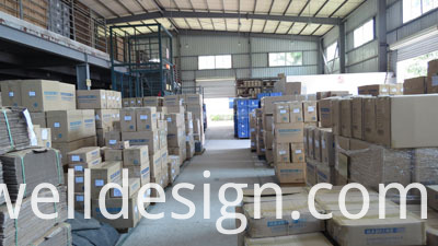 Plastic Products Warehouse
