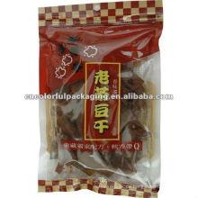 Food Grade Snack getrocknete Tofu Verpackung Beutel mit hochwertigem Material