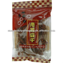 Food Grade Snack Dried tofu packing pouch with high quality material