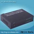 100M media converter 4-port media media commutateurs commutateur de réseau alimenté par batterie