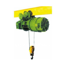 Explosion proof electric lifting hoist