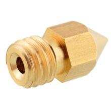 Custom Precision Brass 3d Printing M6 Nozzles