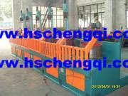 Vertical Straight Line Fine Wire Drawing Machine