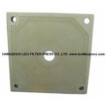 El filtro de alta presión de la membrana del apretón de los PP presiona la placa de filtro de la prensa del filtro de Leo