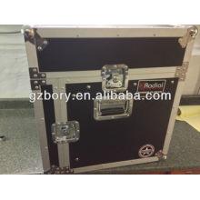 10u X 10u ATA Mixer Rack Case W/Wheels