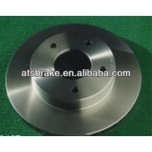 Sistema de freio de peças automáticas para disco / rotor de freio de carro alemão