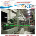 0.2mm thickness PP PE sheet production machine line