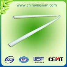 Buena manga aislada de fibra de vidrio de silicona (E)