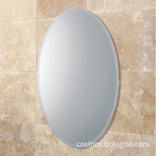 Resists Acid and Moisture Beveled Mirror for Bathroom