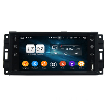 android car dvd gps สำหรับ Compass Wrangler