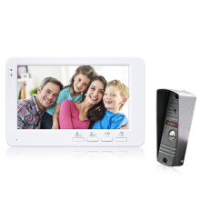 Bcomtech Waterproof 7 inch Physical Button Monitor Analog Video Door Phone