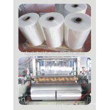 1250mm three layer pe stretch film extruder pallet stretch wrap film production line Quality Assured