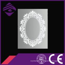 Jnh291 China Proveedor Rectángulo de maquillaje LED Espejo de pared decorativa