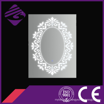 Jnh291 China Supplier Rectangle Makeup LED Decorative Wall Mirror