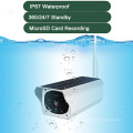 Solar Battery Powered Outdoor Wireless Solar Power Security IP  Camera