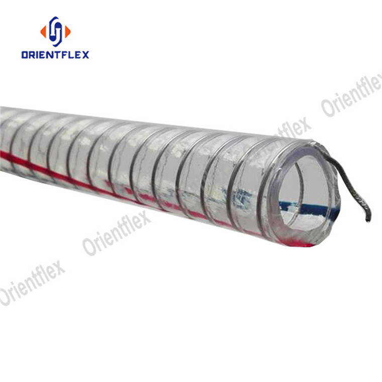 Pvc Steel Wire Hose 30