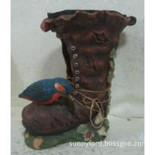 Boot Design Garden Bird Feeder (SFR1552)