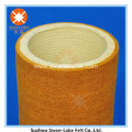 PBO Fiber High-temp Felt sleeve For Aluminium Profile