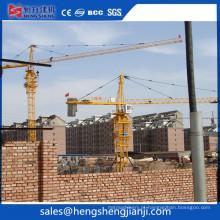 Guindaste Qtz4208 fabricado na China por Hsjj