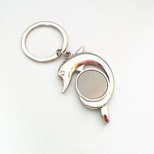 Porte-clés promotionnels Porte-clés Dolphin avec logo personnalisé (F1133)