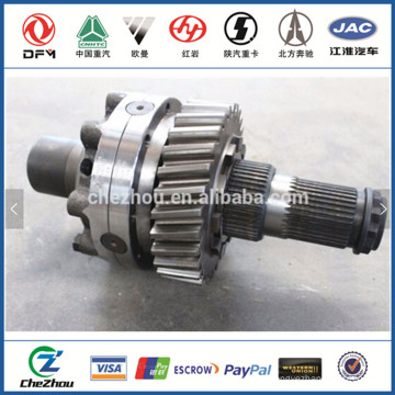 Chassis parts 2502ZAS01-415 ,small differential for sale,Inter - axial differential