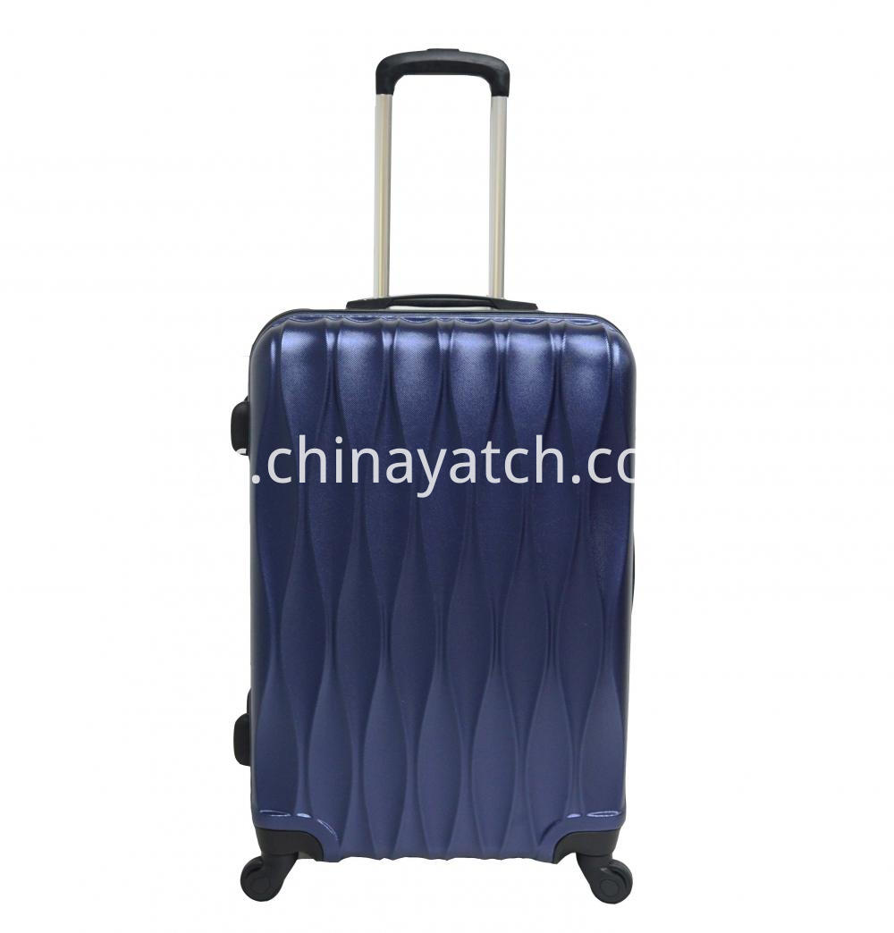 Wheeled PET luggage