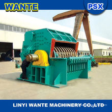 aluminum composite material shredder equipment