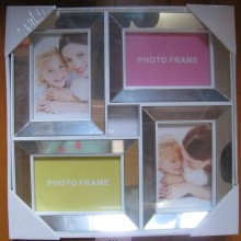 Mirror Surface Shining Collage Photo Frame