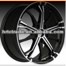 black new fashion 15-17 inch bbs car wheel for wholesale