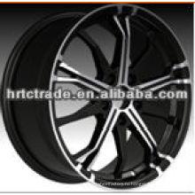 Черное новое колесо автомобиля 15-17 дюймов bbs для оптовой продажи
