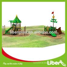 ASTM Standard Kinderparkausrüstung mit kundenspezifischem Design